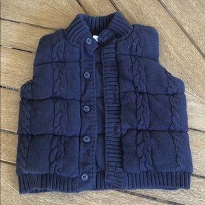 Janie & Jack Sweater Vest